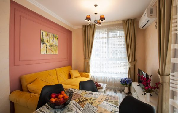 """Апартамент с една спалня """"Делукс"""""""